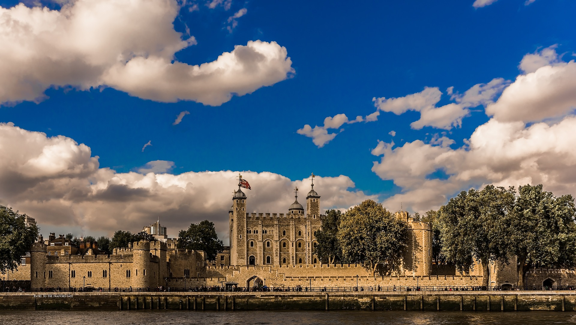 Tower of London, Royal Palace, White Tower