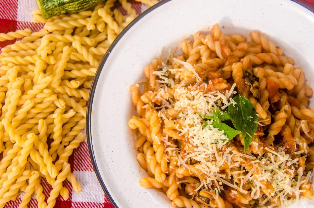 Gemelli Italian Pasta