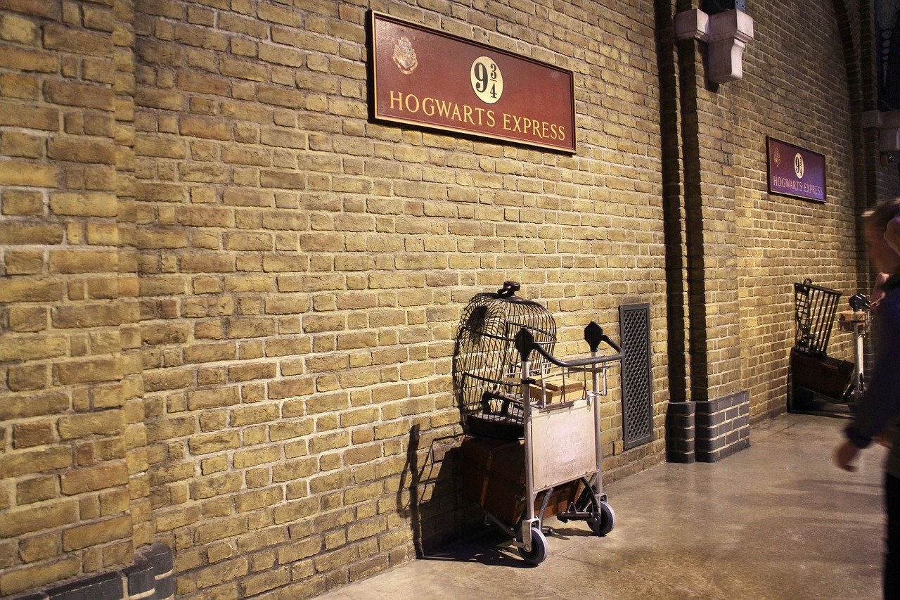 harry potter, london facts