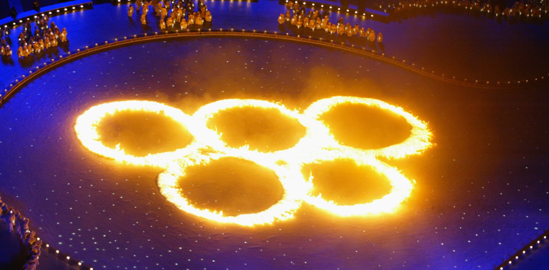 olympics facts, olympics opening ceremony, 2002 salt lake city olympics