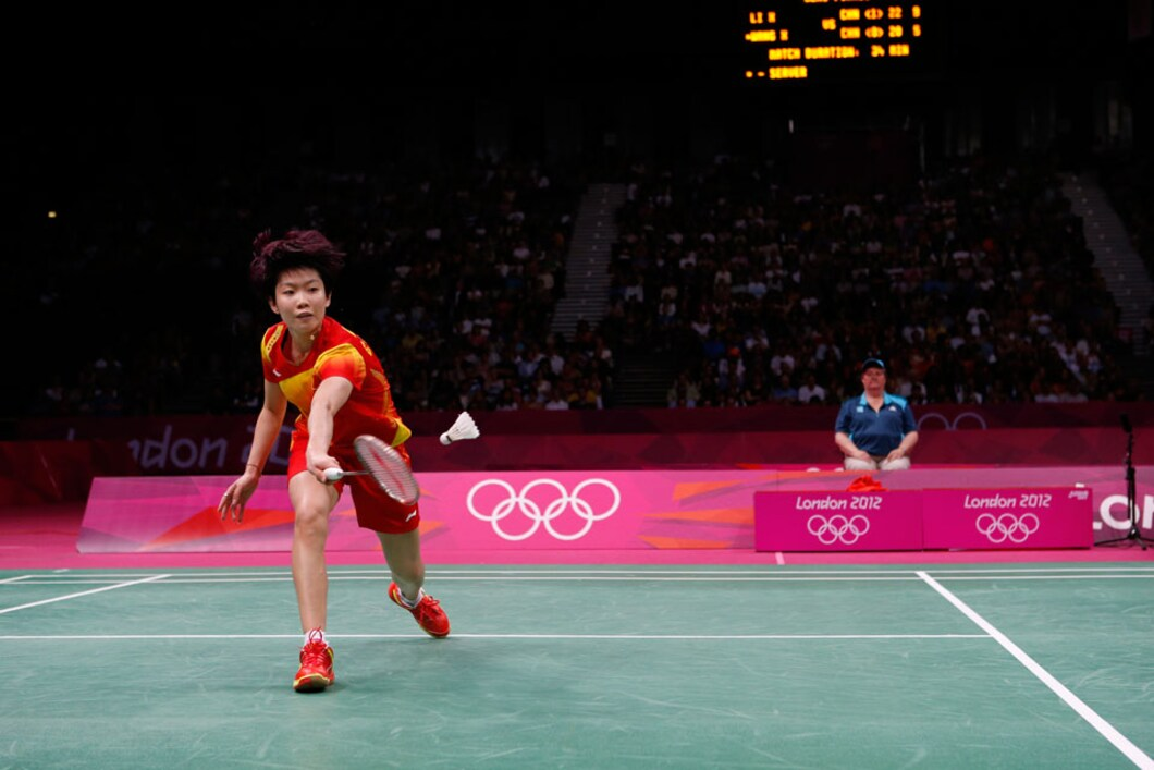 2012 london olympics, badminton, women