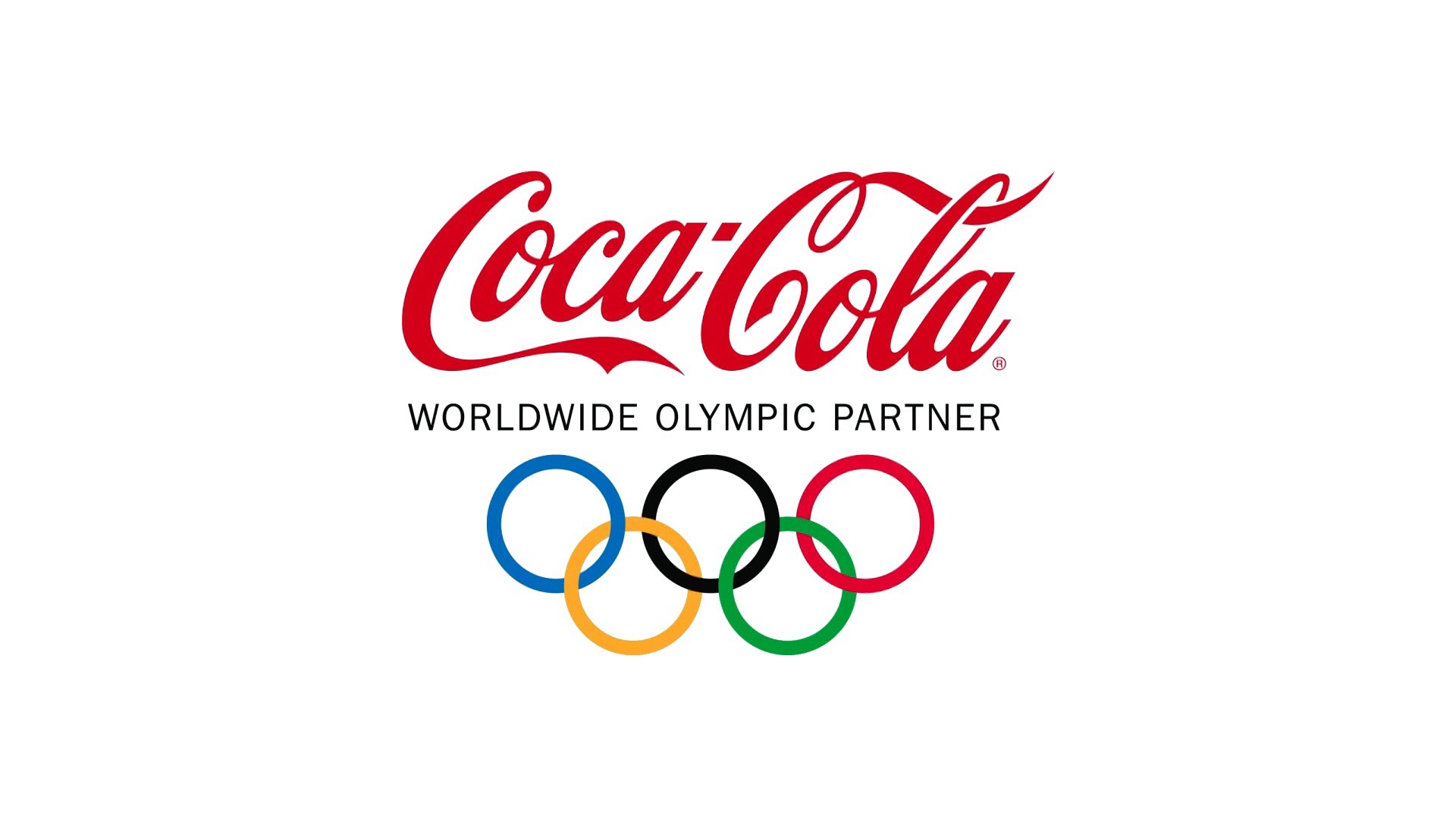 coca cola logo olympics, olympics facts