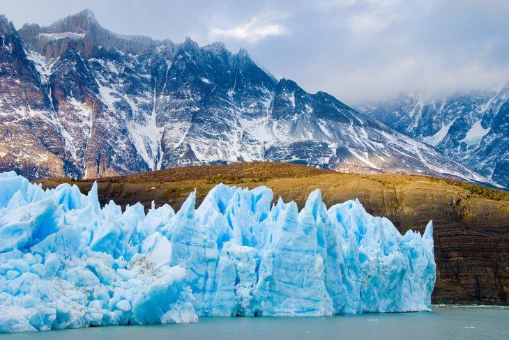 Chile Facts, Patagonia Glacier