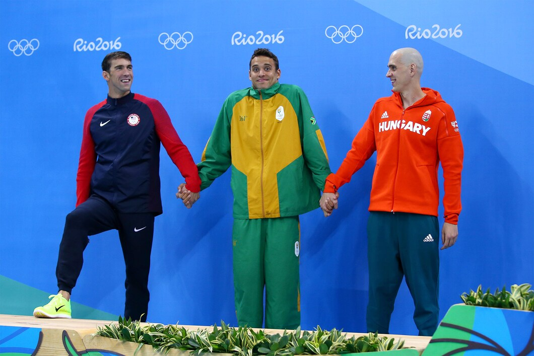 olympic swimmers, olympics facts
