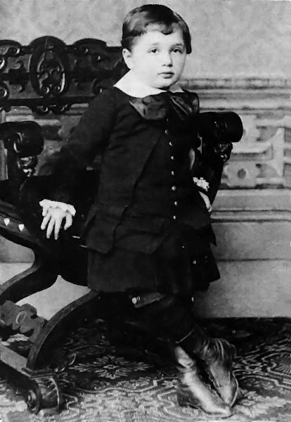Albert Einstein, Young Albert Einstein