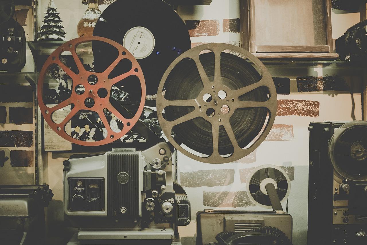 reel, movie