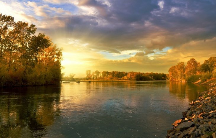 Scenic River, Famous Rivers