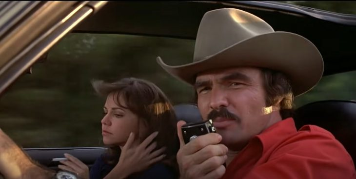Carrie, Bandit, Sally Field, Burt Reynolds, smokey and the bandit facts