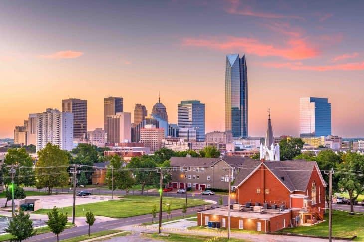 Oklahoma City, Oklahoma facts