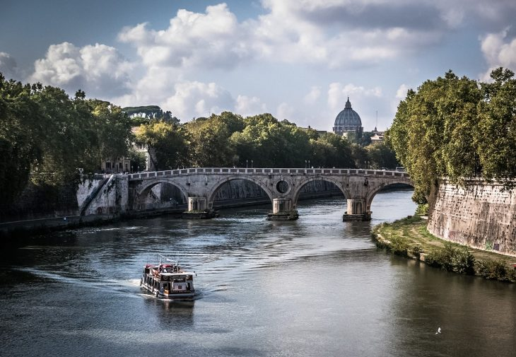 rome facts, rome